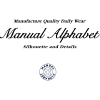 Manual Alphabet wholesale showroom
