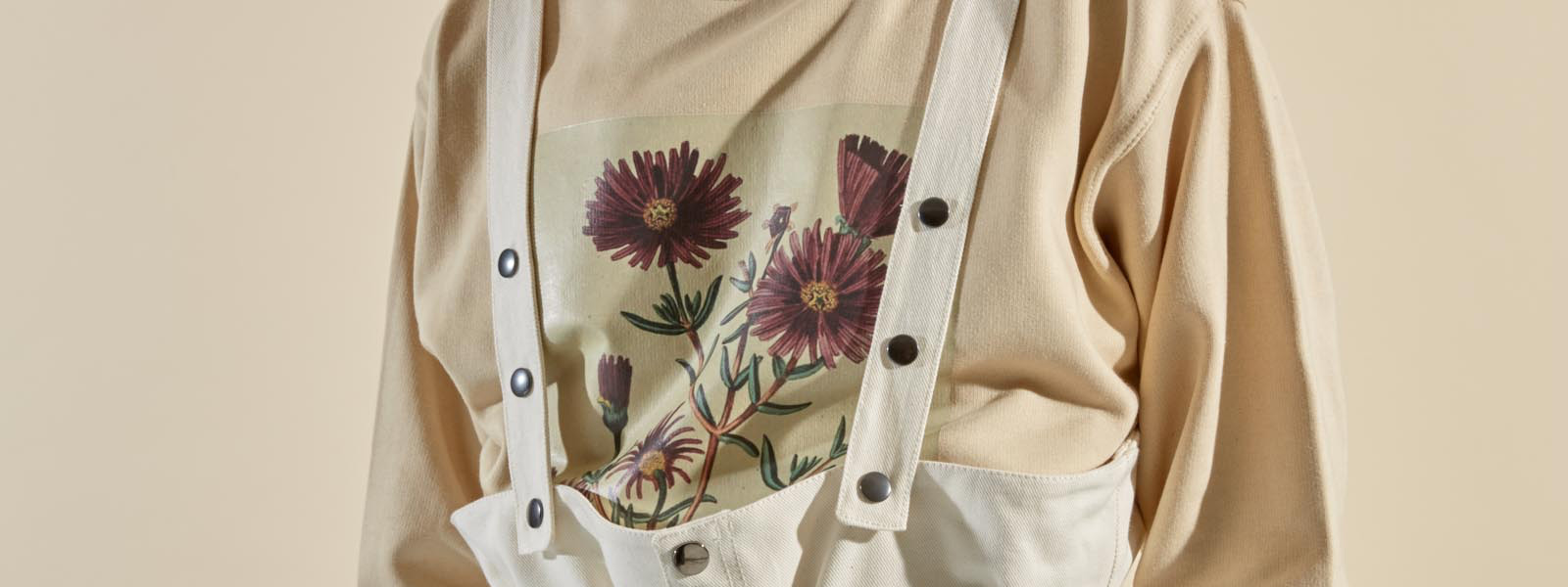Prints and Embroidery: Wear Flowers