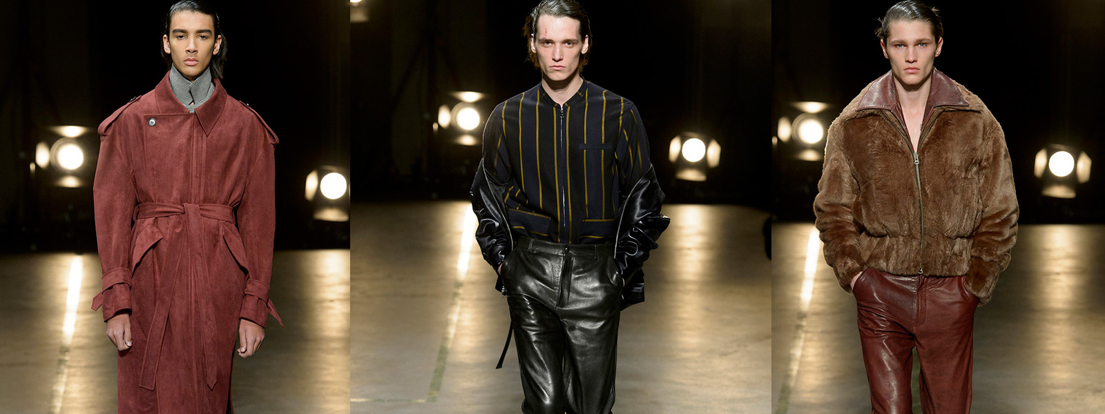 New Men's Brands to Watch Out